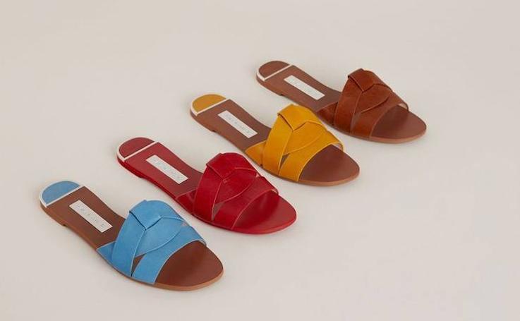Las cómodas sandalias de Zara que han vuelto virales las influencers