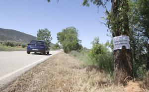 Los vecinos de la Vega de Granada se rebelan contra los herbicidas «cancerígenos»