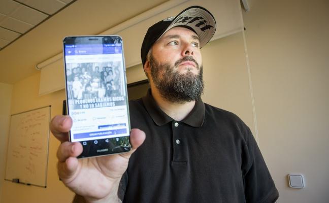 Un hombre reconoce a su familia en una foto de 1967 gracias a un granadino