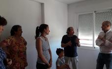 Concluye la remodelación integral de tres bloques de viviendas en El Puche