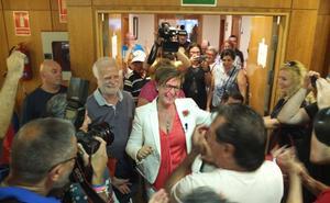 Valverde gana las primarias del PSOE y será el cartel que se enfrente a Fernández-Pacheco