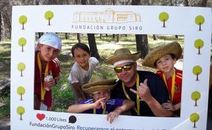 Fundación Grupo Siro apoya la recogida de 'basuraleza'