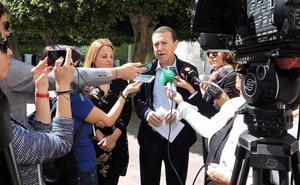 Pérez Navas presentará hoy su renuncia a la portavocía del PSOE