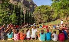 La experiencia inolvidable de los campamentos en Huerto Alegre