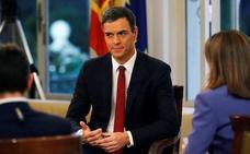 Pedro Sánchez ve «razonable» acercar a los presos secesionistas cuando acabe la instrucción