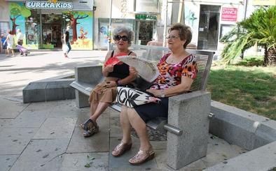 Parte de la provincia de Jaén, en riesgo por calor