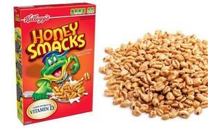 Urgente retirada de estos cereales Kellogg's por un brote de salmonela