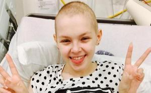 El milagro de la niña que ha vencido al cáncer en el hospital donde tratan a Álex Lequio