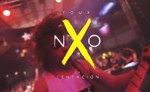 La Orquesta Tentación toca esta semana gratis en Granada con Rosa López y 'Andy y Lucas'