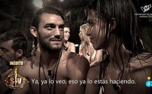 Desvelan en 'Sálvame' el vídeo que revienta la polémica de Logan y Sofía en 'Supervivientes'