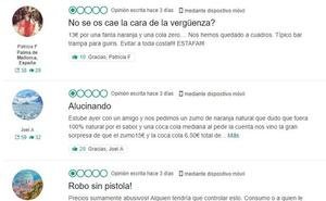 «Alucinando», el descomunal sablazo de un bar que indigna a toda España: 21,50 euros por esto
