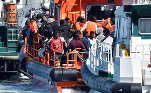 La crisis migratoria no cesa