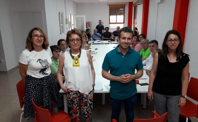 Julio Millán habla de abrir el PSOE de Jaén a «un voto más práctico»