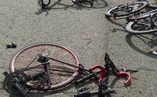 Muere un ciclista tras chocar con una cabra y caer por un precipicio de 20 metros