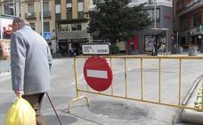 Cs critica la «pseudopeatonalización» del centro de Jaén por llevarla a cabo «sin el mínimo consenso»