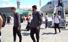 España prepara en Kazán el duelo ante Irán