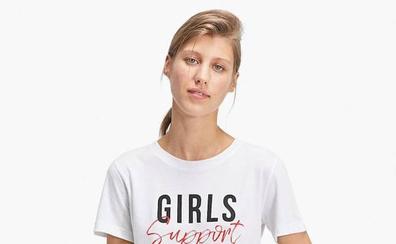 Furor por la camiseta feminista de Stradivarius que luce Cristina Pedroche: tuya por 6 euros