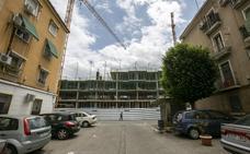 La tercera fase de Santa Adela no estará acabada hasta febrero de 2019
