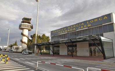 El Aeropuerto 'Federico García Lorca Granada-Jaén' cumple 12 años