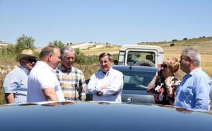 La Diputación invierte 320.000 euros en una carretera del entorno del municipio de Pedro Martínez
