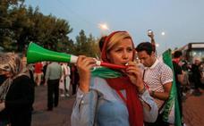 Suspendida la emisión del Irán-España en el estadio Azadi de Teherán por la presencia de mujeres