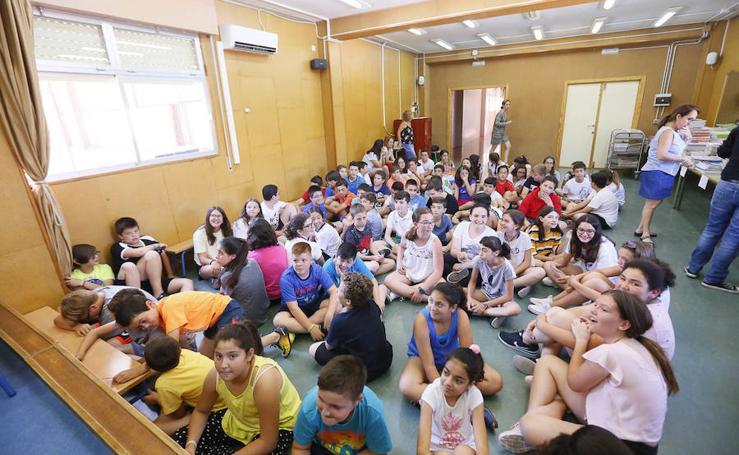 Dos mil estudiantes motrileños aprenden a solucionar problemas de forma pacífica en sus centros
