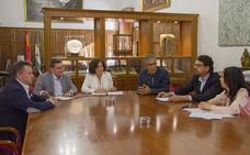 El Patronato de Turismo y el Centro Mediterráneo de la UGR colaborarán en acciones formativas conjuntas