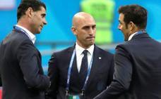 Rubiales: «No descarto que Hierro continúe después del Mundial»