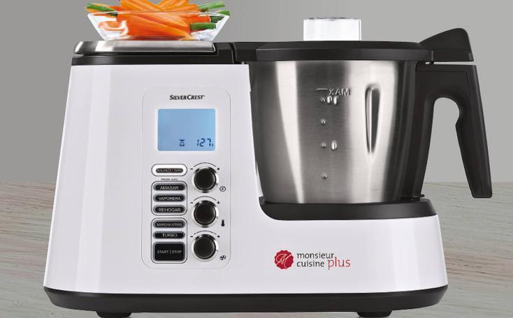 Así es el robot de cocina de Lidl