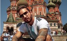 Descomunal robo millonario a Maluma en el Mundial de Rusia
