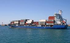 Maersk comienza sus operaciones logísticas semanales desde el Puerto de Almería