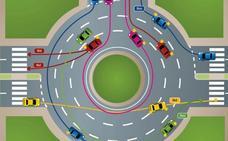 ¿Crees que sabes circular por una rotonda? Esta es la forma correcta