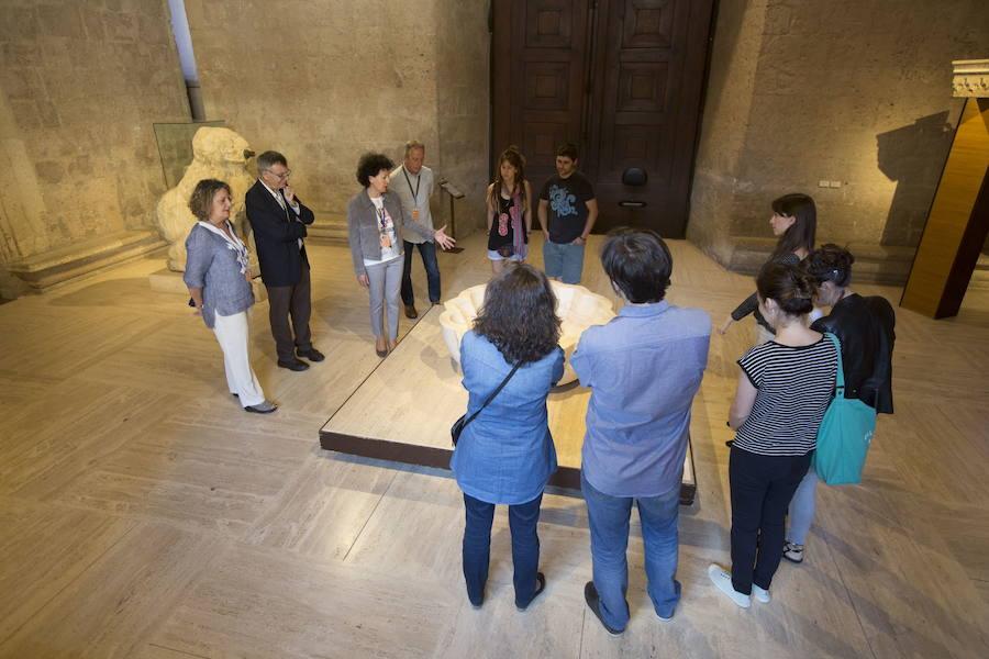 Las exposiciones temporales impulsan las visitas de los museos granadinos