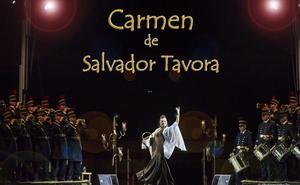 Roquetas acogerá la ópera 'Carmen' con obsequio a las mujeres que vistan mantón