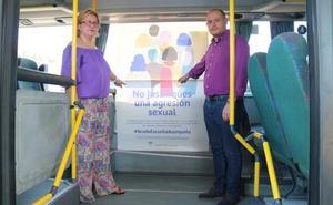 El consorcio de transporte y el IAM lanzan una campaña para acabar con las agresiones sexuales
