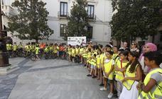 El Centro de Educación Vial del Ayuntamiento de Granada sensibiliza y conciencia sobre la movilidad