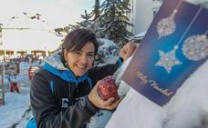 María José Rienda, la hija de los porteros del Kilimanjaro