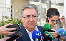 Zoido cierra filas con Cospedal tras reunirse con el PP de Almería