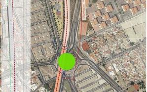 La Mesa Ferrocarril dice que el proyecto de soterramiento de Almería puede «violar la normativa»