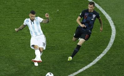Directo: Argentina-Croacia