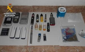 Desarticulan una banda autora de 41 robos en el área metropolitana de Granada