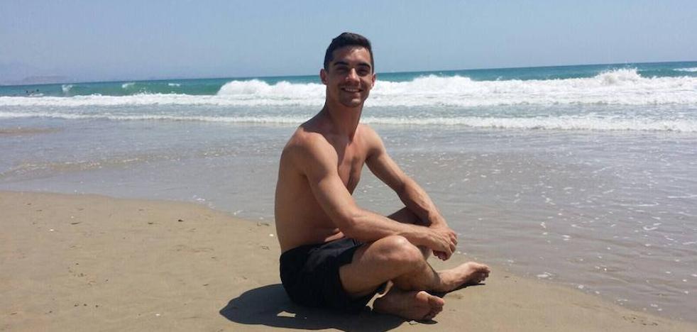 Los veranos del patinador Javier Fernández en Almería