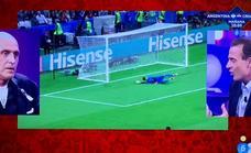 Estallan las críticas a Telecinco por lo ocurrido tras el partido de España en el Mundial