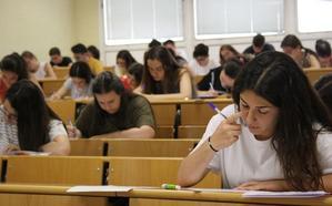 El 96,43% de los estudiantes supera las Pruebas de Acceso a la Universidad de la UJA