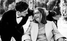 Sergi Roberto sorprende con un tierno homenaje a su madre enferma de ELA