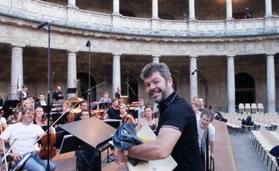 Pablo Heras-Casado, de la carretera al escenario