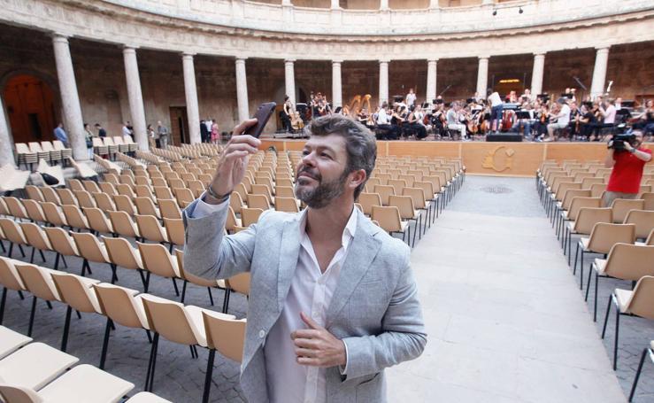 Pablo Heras-Casado debuta como director del Festival poniéndose al frente de Les Siecles