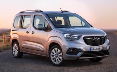 Opel Combo Life, funcional, seguro y muy habitable