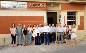 La empresaria Custodia García se convierte en la nueva presidenta de AECOST