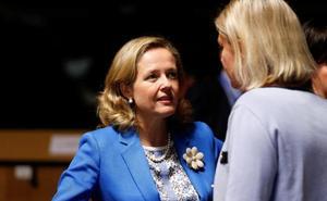 El Eurogrupo ovaciona a Calviño pero rpide esfuerzos fiscales «significativos»